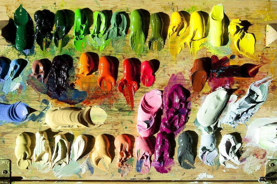 Astuces : Réaliser Un Tableau Avec De La Peinture À L'Huile