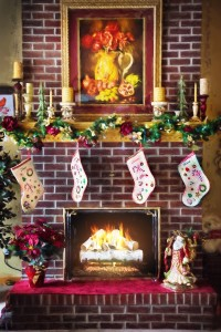 christmas-fireplace-1875871_1280